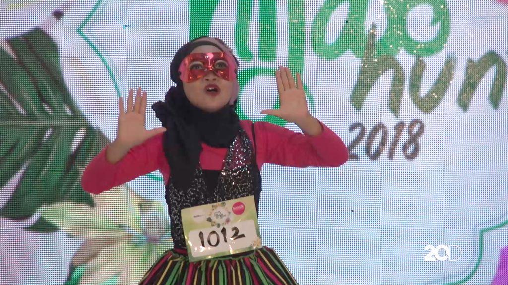 20 Besar Surabaya - Unon Saraswati Hananingtyas