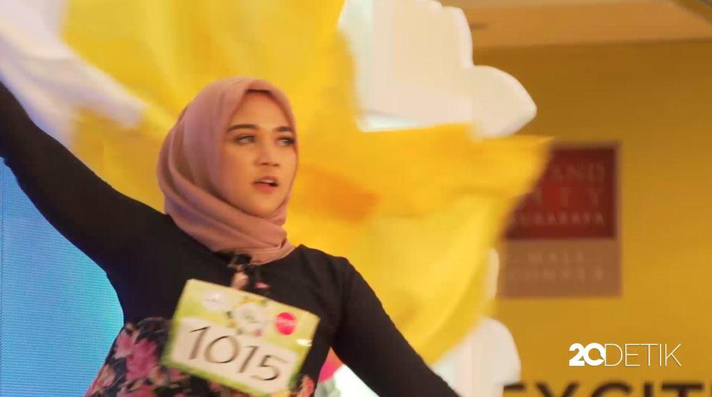20 Besar Surabaya - Jihan Adella