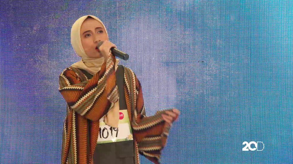 20 Besar Surabaya - Chintia Ayuning Arindri