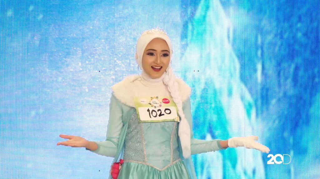 20 Besar Surabaya - Fadila Yahya