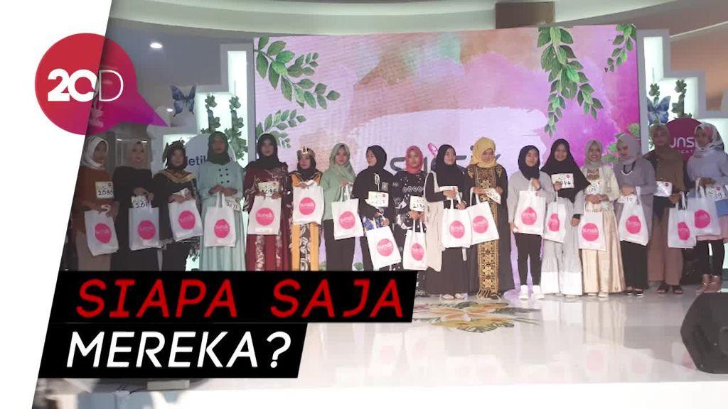 Inilah 20 Besar Sunsilk Hijab Hunt 2018 Yogyakarta