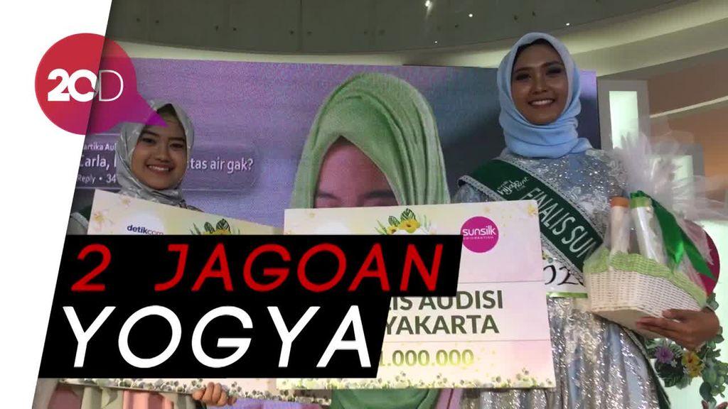 Inilah Dua Wakil Yogyakarta di Sunsilk Hijab Hunt 2018