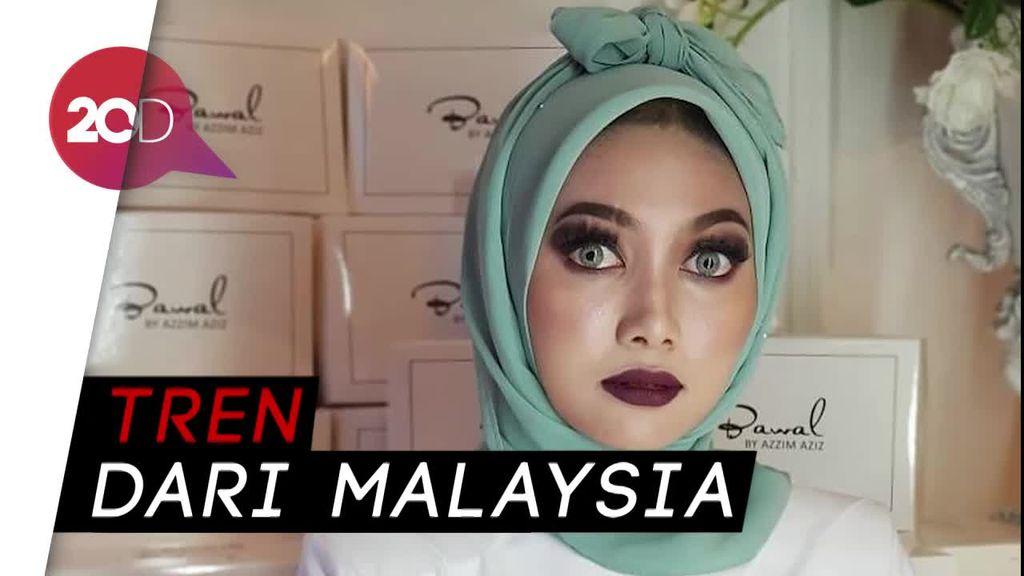 Ada-ada Saja! Lagi Viral Nih Tren Hijab Pocong