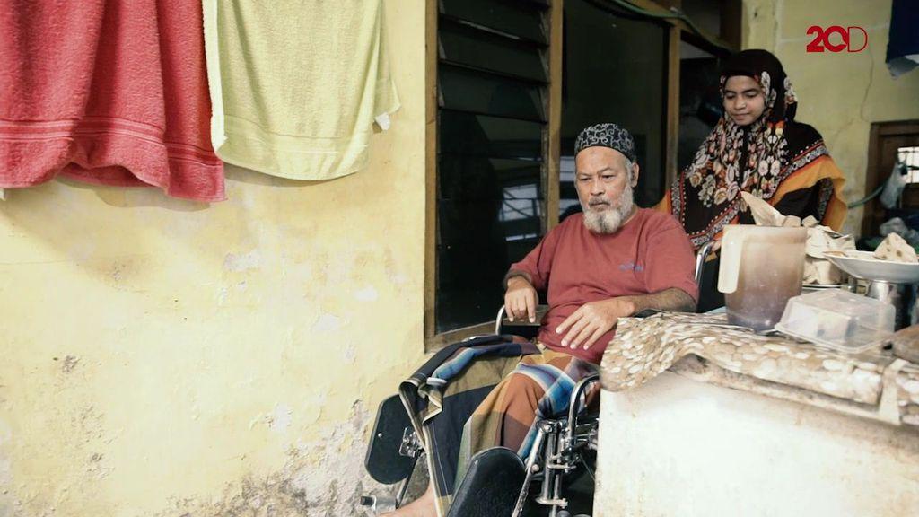 Cerita Naafilah, Rela Tinggalkan Kuliah Demi Sang Ayah