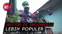 Ini Alasan Google Telusuri Jalur Pengendara Motor di Indonesia