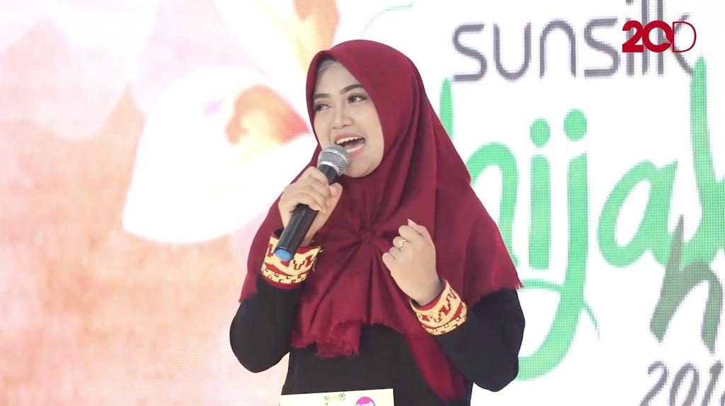 20 Besar Yogyakarta - Tausiah Bersama Anistia Rizki Khoirunnisa