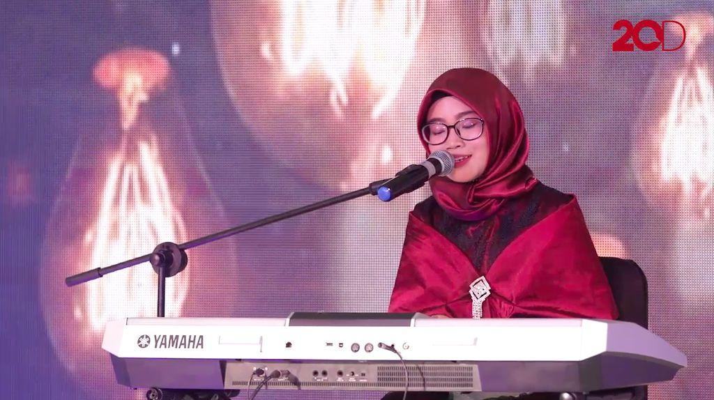 20 Besar Yogyakarta - Penampilan Memukau Icha Maharani Humaira