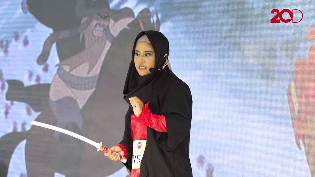 20 Besar Yogyakarta - Story Telling Oleh Fatimah Salsabila Az-Zahra