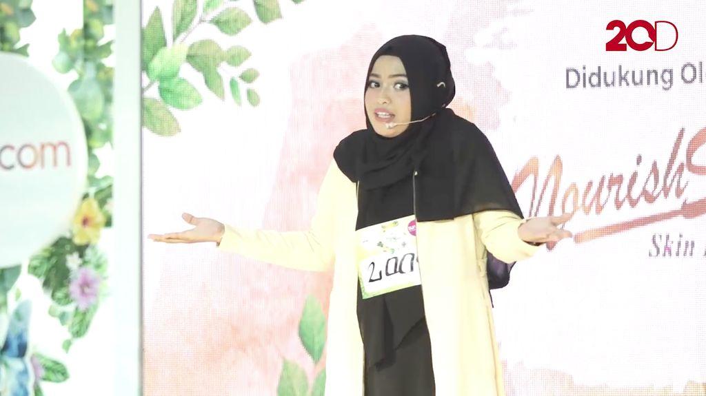 20 Besar Yogyakarta - Story Telling Dua Bahasa Lia Ananda Haenida