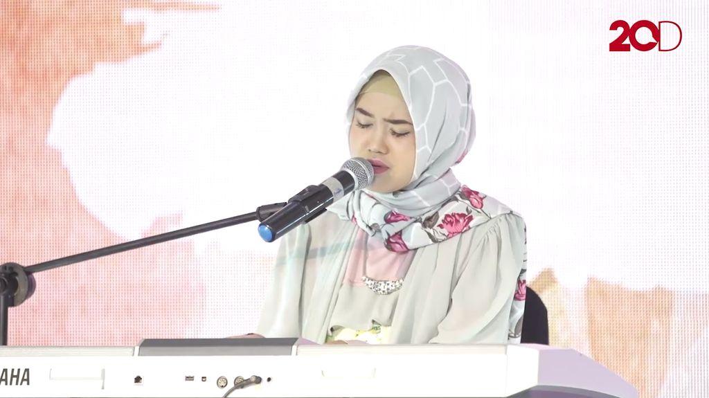 20 Besar Yogyakarta - Alunan Merdu Riski Makarima Agustiningsih