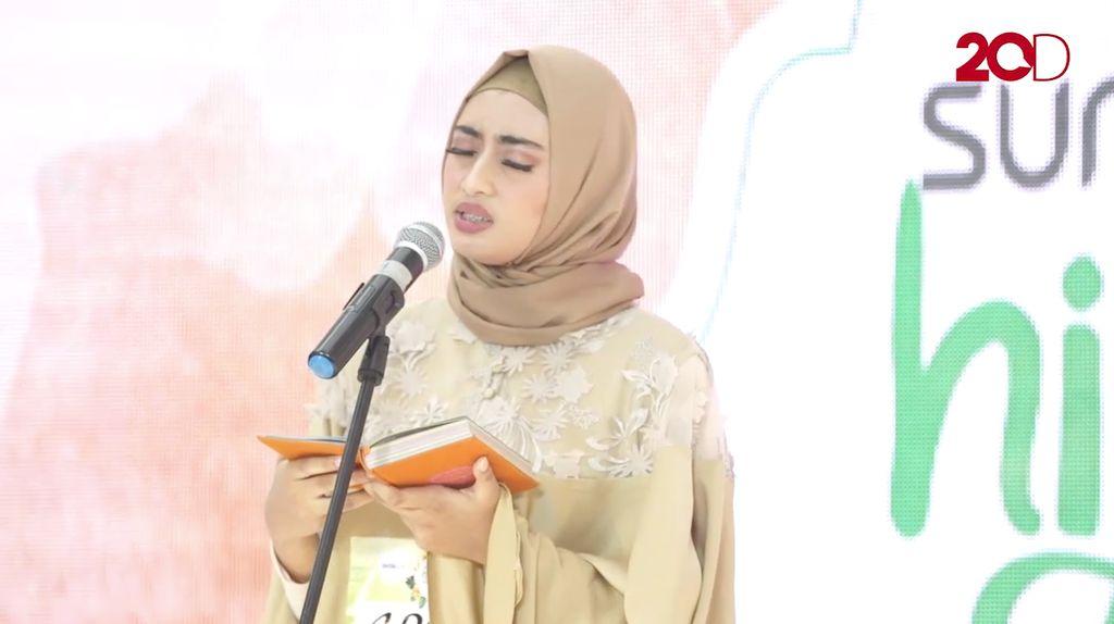 20 Besar Yogyakarta - Merdunya Tilawah Valsauza Hazna Yollanda