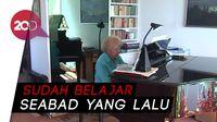 Nenek 103 Tahun Ini Jago Banget Main Piano