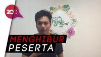 Rendy Pandugo Meriahkan Sunsilk Hijab Hunt 2018 Medan