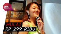 Tampil Sporty dengan Earphone Bluetooth QCY