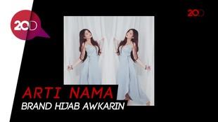Arti Nama Brand Hijab Awkarin