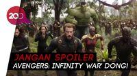 Meme Protes Netizen untuk yang Spoiler Avengers: Infinity War