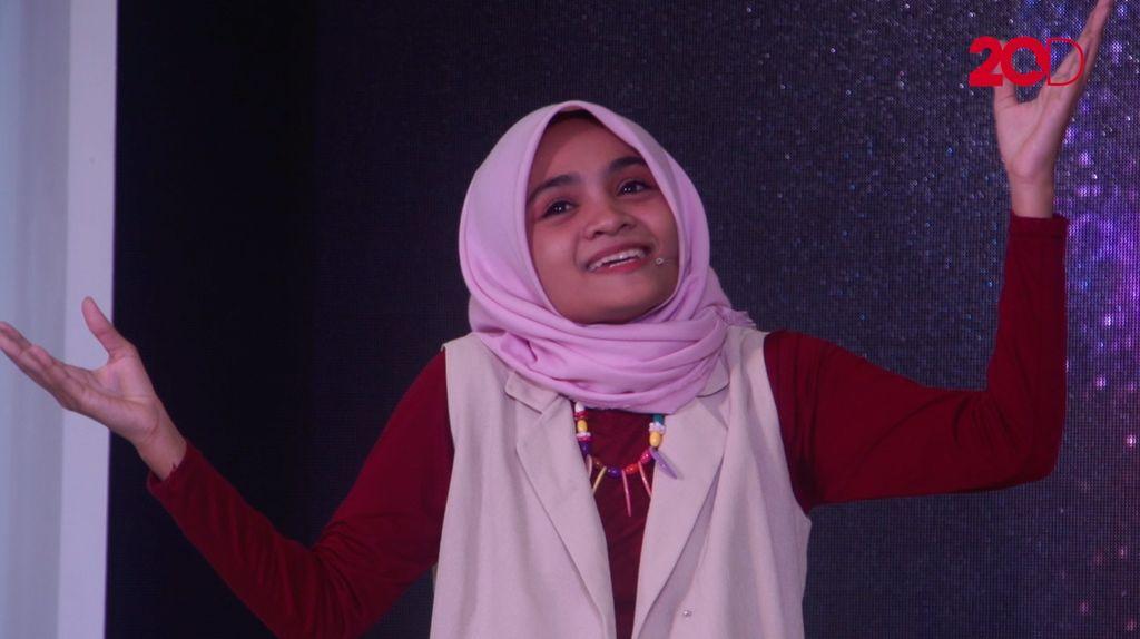 20 Besar Medan- Puisi Hijrah Oleh Dhaivina Rozan Sabila Amalia