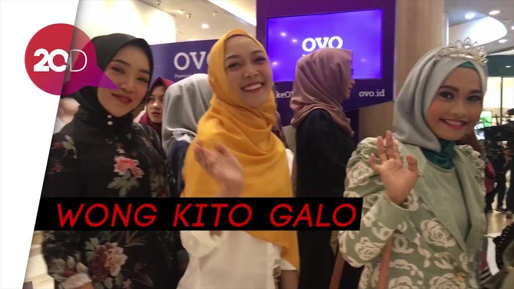 Kemeriahan Sunsilk Hijab Hunt 2018 Palembang