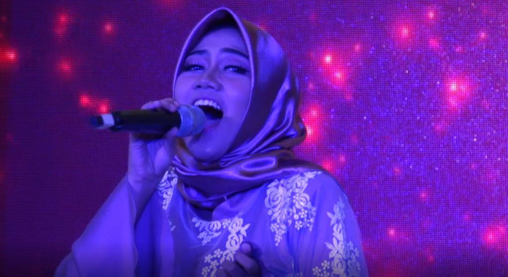 20 Besar Medan - Suara Claudia Tanjung yang Bikin Gemetar