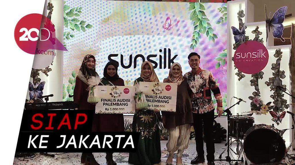 Berbakat! Inilah Dua Finalis Sunsilk Hijab Hunt 2018 Palembang