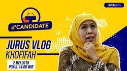 dCandidate Bersama Khofifah