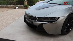 Test Drive BMW i8 Roadster di Mallorca