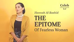 Hannah Al Rashid: The Epitome of Fearless Woman