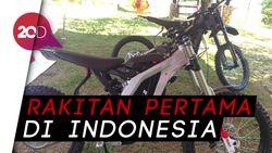 Viar E-Cross, Motor Trail Listrik Buatan Indonesia