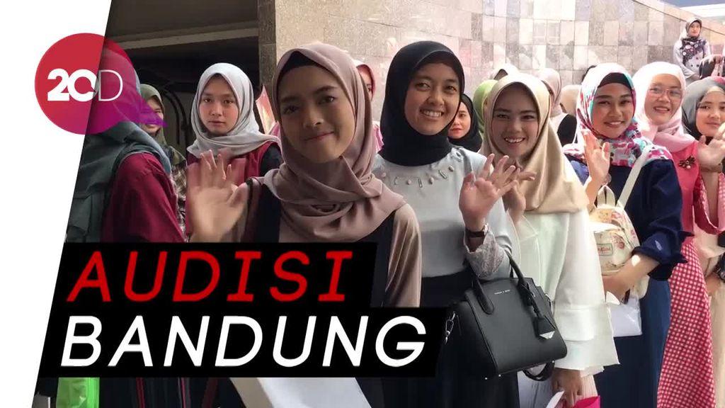 Ramainya Sunsilk Hijab Hunt 2018 Bandung
