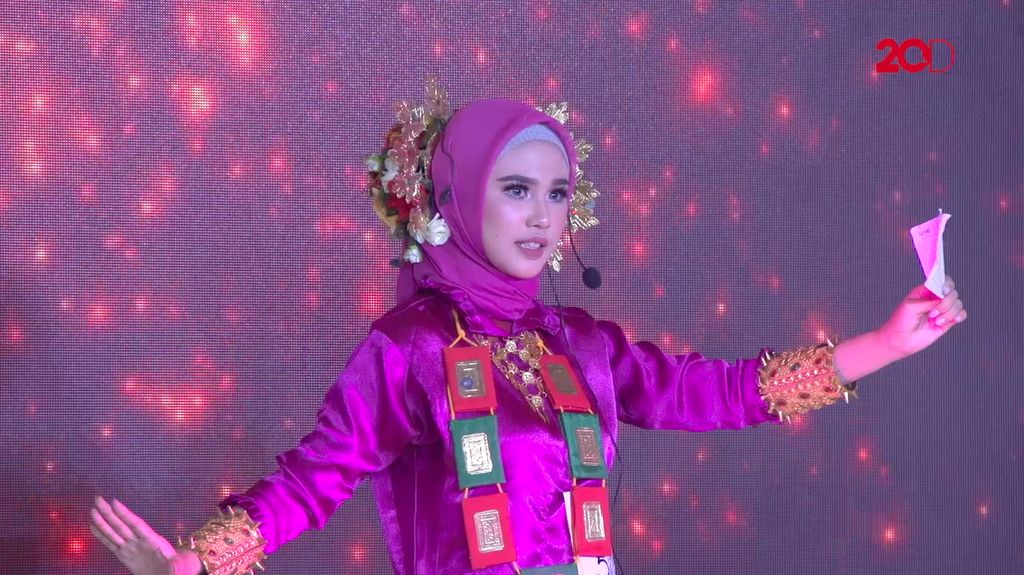 20 Besar Makassar - Nurwahidayanti Harda