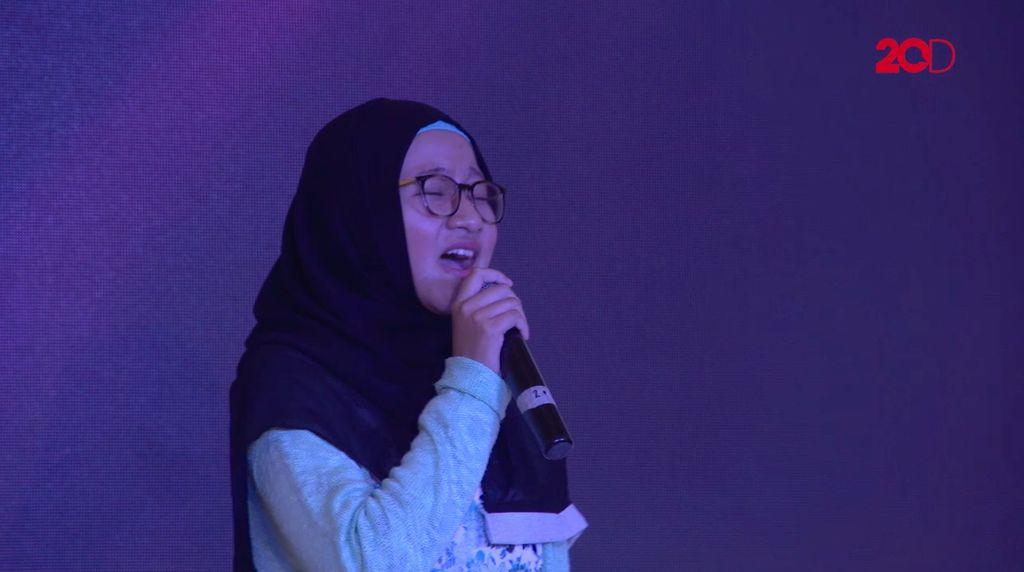 20 Besar Makassar - Lagu Sewindu ala Dinara