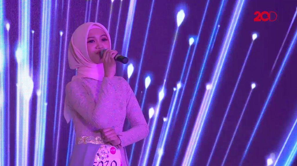 20 Besar Makassar - Suara Khas Andi Astryed