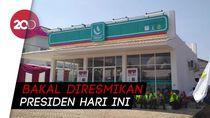 Melihat Gerai Umat Mart yang Bakal Diresmikan Jokowi