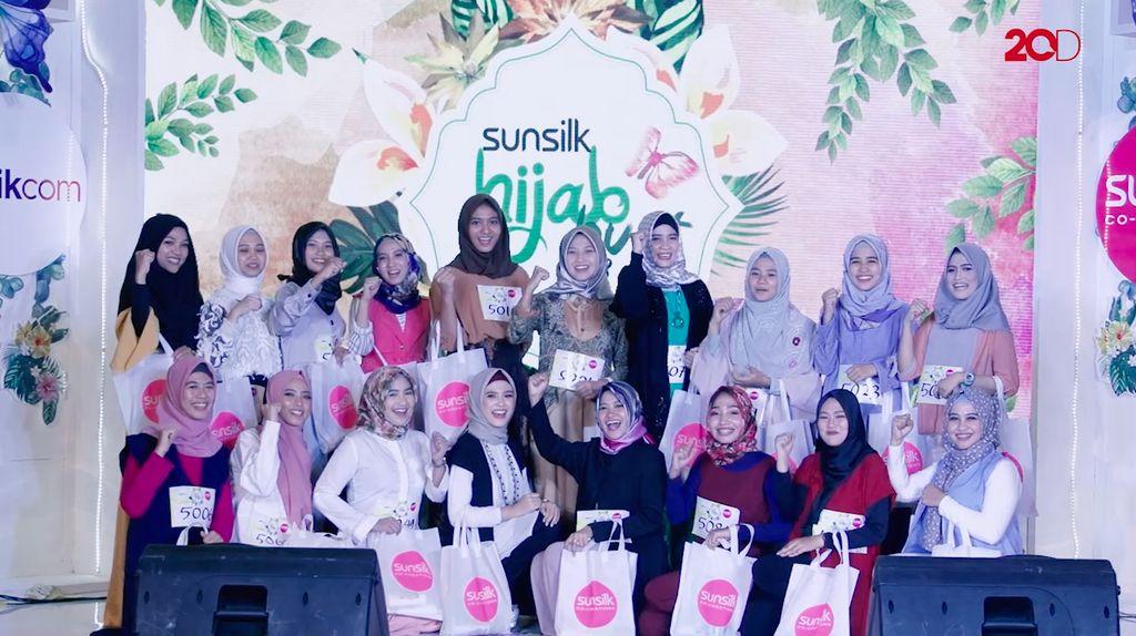 Ini Cerita Audisi Sunsilk Hijab Hunt 2018 di Makassar