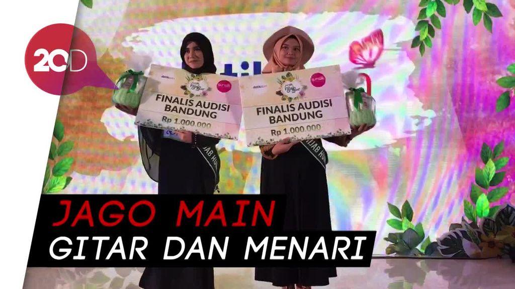Gareulis! Ini 2 Finalis Sunsilk Hijab Hunt 2018 Bandung