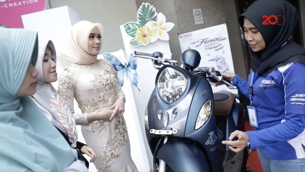 Yamaha Ramaikan Audisi Sunsilk Hijab Hunt 2018 Bandung