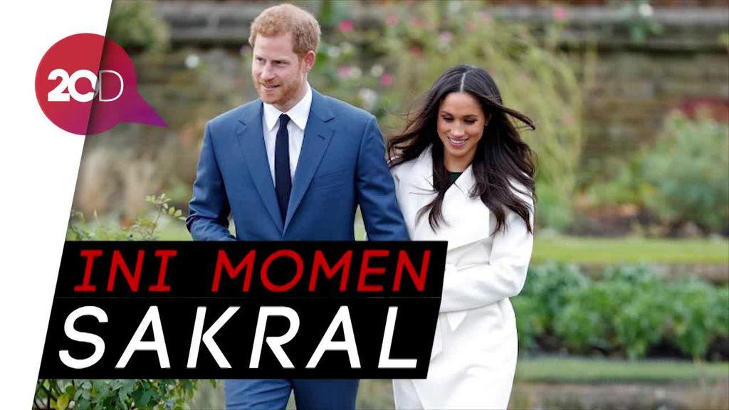 Dilarang Keras Gunakan Drone di Pernikahan Pangeran Harry-Meghan!