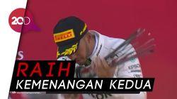Juara GP Spanyol, Hamilton Makin Pede dengan Mobilnya