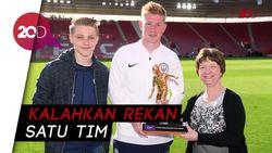 Assist Terbanyak Premier League Milik De Bruyne
