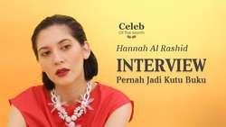 Hannah Al Rashid Pernah Jadi Anak Kutu Buku