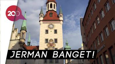 Berkeliling Spot Bersejarah di Munich