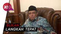 KH Said Aqil Kritik Kemenag Soal Daftar 200 Penceramah