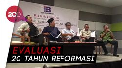 Survei: Soeharto Presiden Paling Berhasil