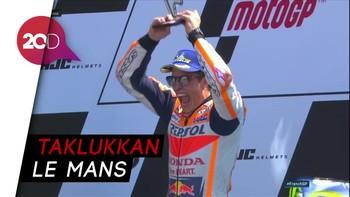 Marquez Terdepan di MotoGP Prancis 2018