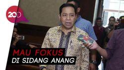 Novanto Menolak Hadir sebagai Saksi di Sidang Fredrich!