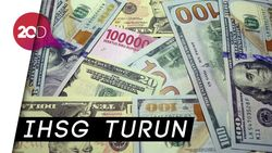 Dolar Tembus Rp 14.200