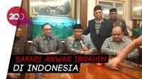 Anwar Ibrahim Sambangi PBNU, Bahas Apa?