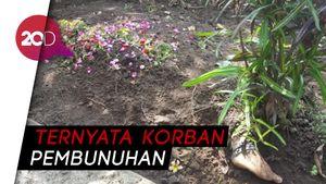 Menguak Misteri Kaki Nongol di Atas Makam Kediri