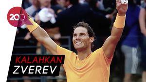 Rafael Nadal Juara Italia Terbuka
