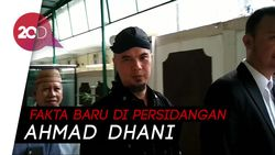 Ahmad Dhani Nilai Saksi Pelapor Tak Tegas